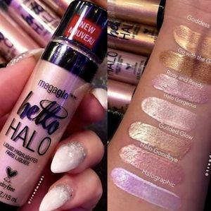 🍒5/$20 new Wet n Wild Hello Halo Liquid Highlight